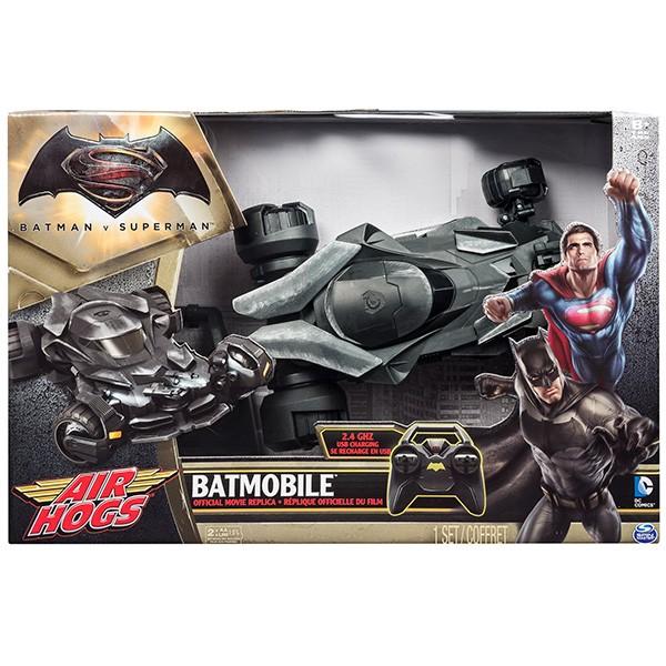 Купить Радиоуправляемая игрушка Air Hogs Бэтмобиль в интернет магазине игрушек и детских товаров