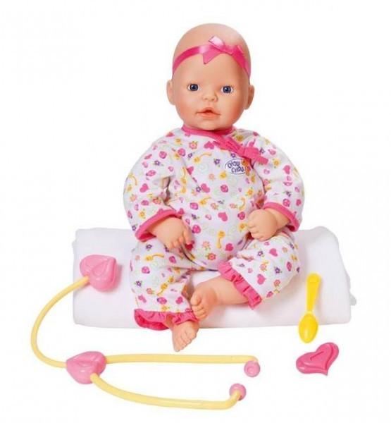 Купить Кукла Chou Chou Вылечи меня - 42 см (Zapf Creation) в интернет магазине игрушек и детских товаров