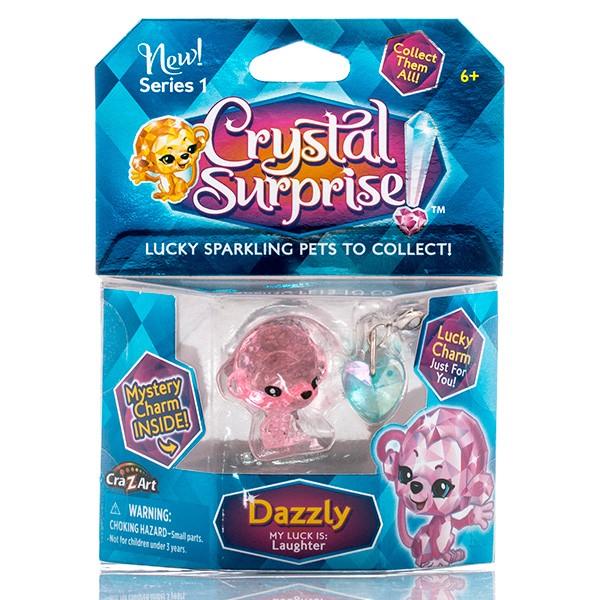Игровой набор Crystal Surprise 45703 Обезьянка