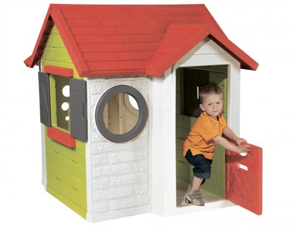 Купить Игровой домик Smoby со звонком в интернет магазине игрушек и детских товаров