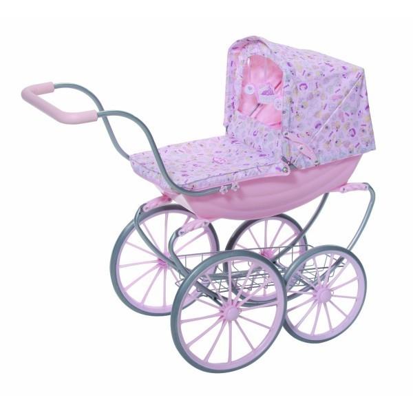 Купить Винтажная коляска Baby Annabell (Zapf Creation) в интернет магазине игрушек и детских товаров