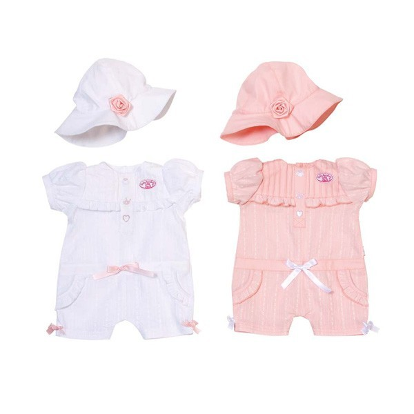 Купить Одежда Baby Annabell Прогулка на солнце (Zapf Creation) в интернет магазине игрушек и детских товаров