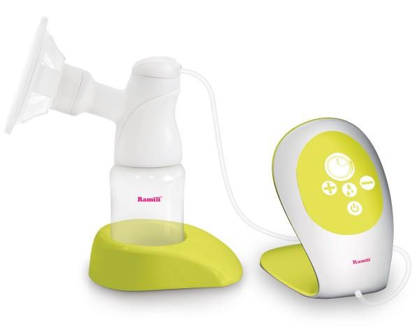 Купить Двухфазный электрический молокоотсос Ramili Single Electric SE300 в интернет магазине игрушек и детских товаров