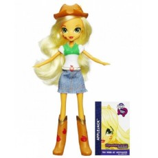 Фото Кукла My Little Pony Equestria Girls Applejack Эпплджек (Hasbro)