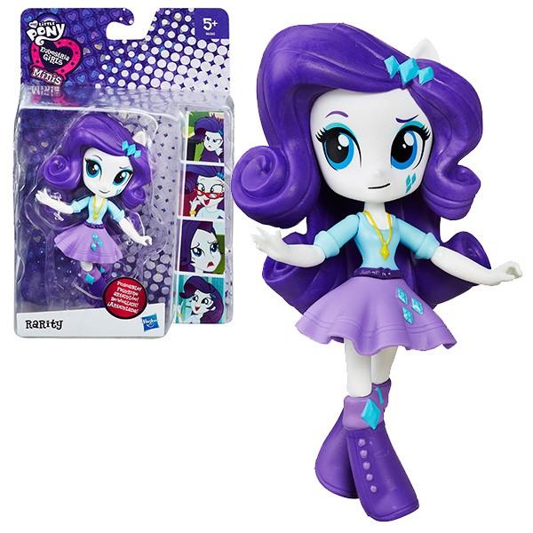 Кукла мини My Little Pony Equestria Girls Рарити - 12 см (Hasbro)