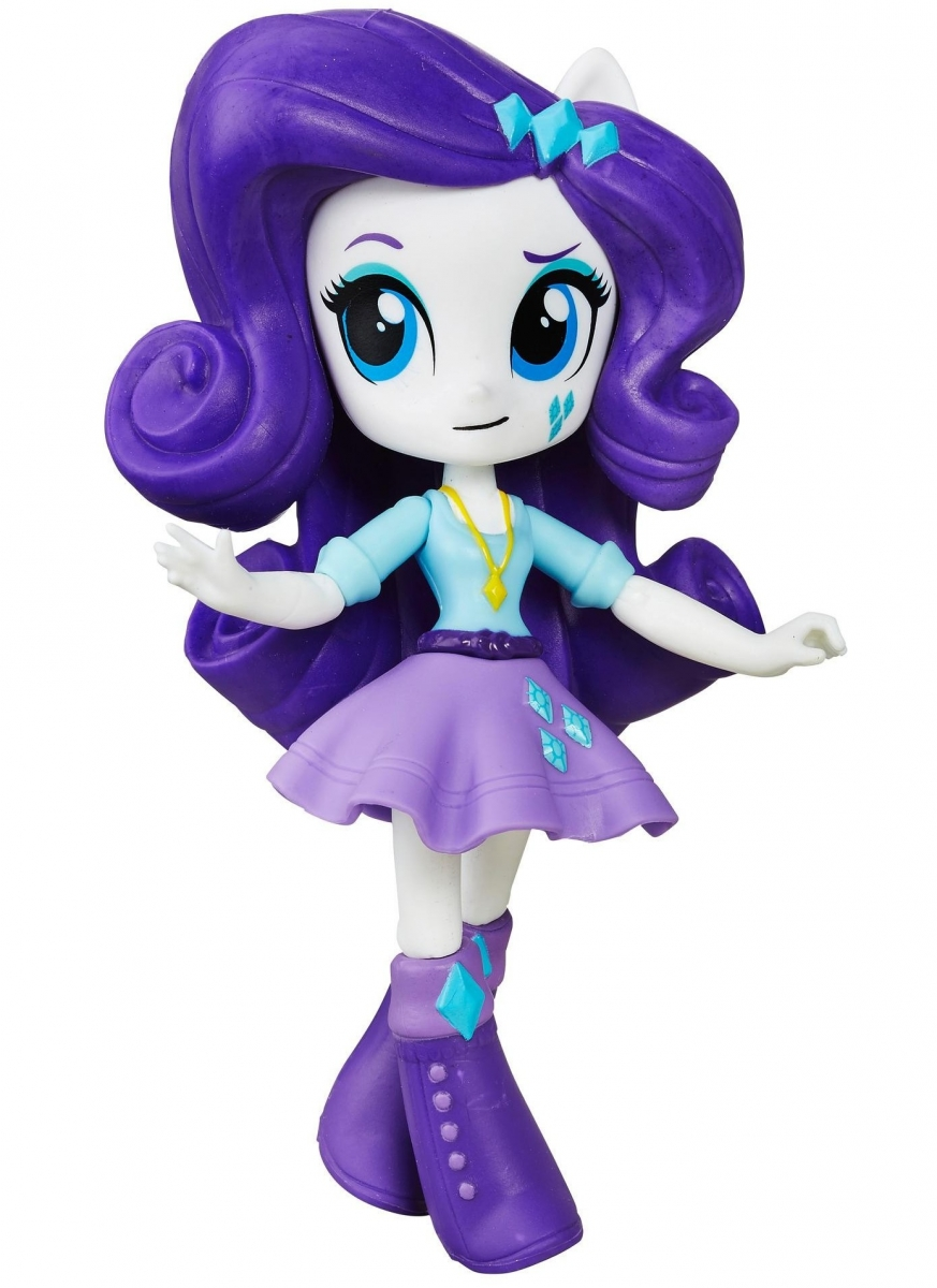 Кукла мини My Little Pony Equestria Girls Рарити - 12 см (Hasbro)