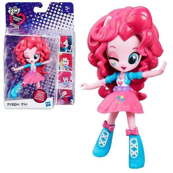 Кукла мини My Little Pony Equestria Girls Пинки Пай - 12 см (Hasbro)