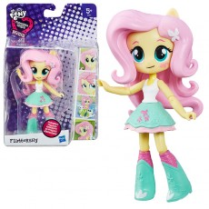 Фото Кукла мини My Little Pony Equestria Girls Флаттершай - 12 см (Hasbro)