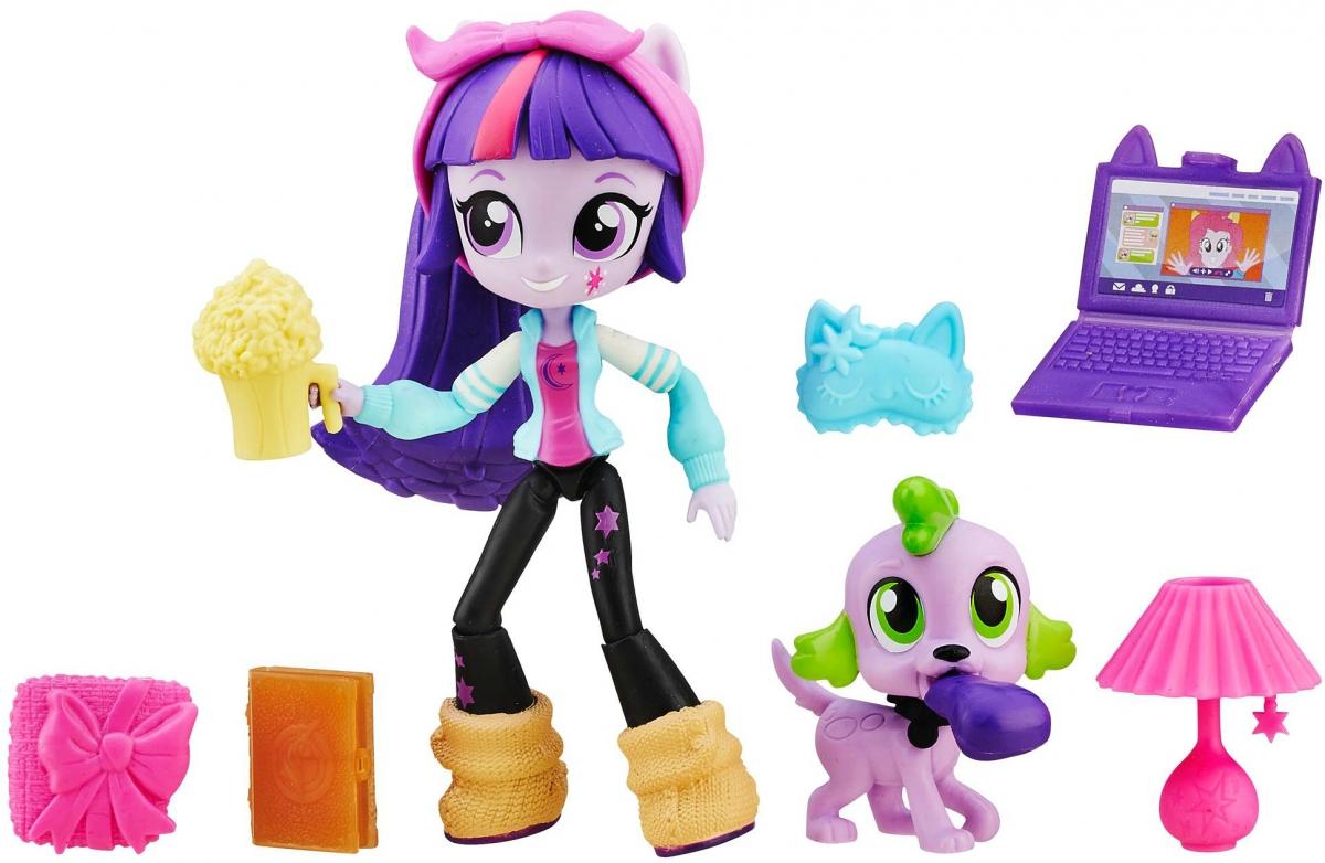 Игровой набор My Little Pony Equestria Girls Твайлайт Спаркл Twilight Sparkle (Hasbro)