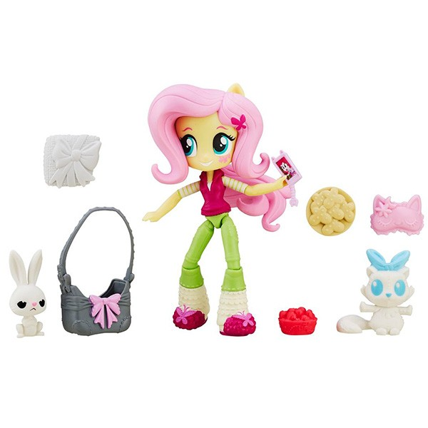 Игровой набор My Little Pony Equestria Girls Флаттершай Fluttershy (Hasbro)