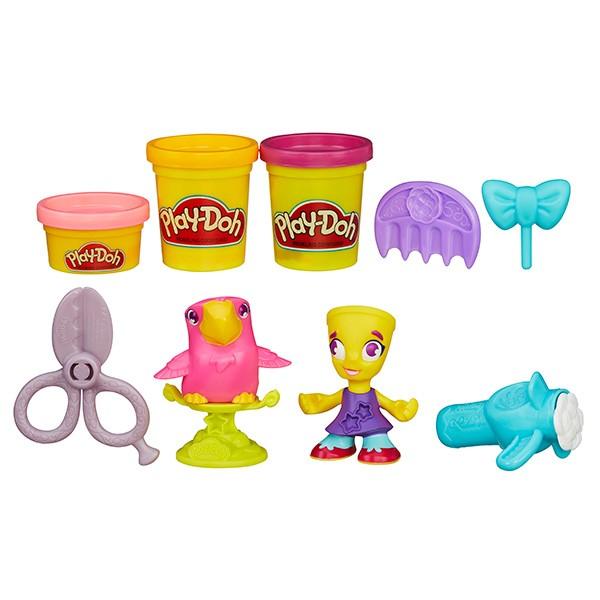 Набор для творчества Play-Doh Житель и питомец (Hasbro)