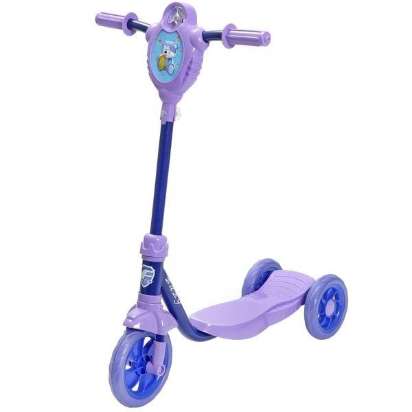 Детский 3-х колесный самокат Foxx 115BABY.BL5 Baby