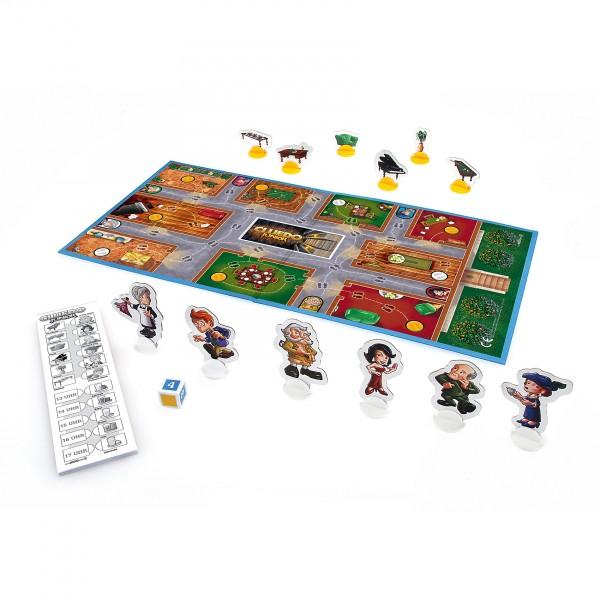 Настольная игра Hasbro B0335 Games Моя первая игра Клуэдо