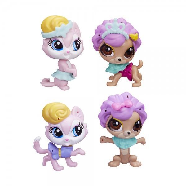 Игровой набор Littlest Pet Shop Модницы с аксессуарами (Hasbro)