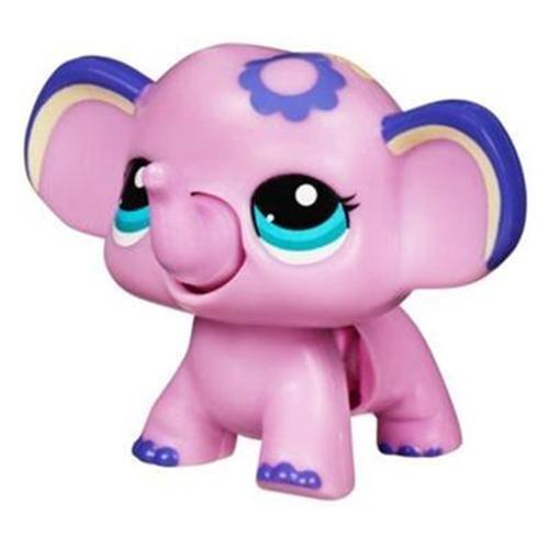 Купить Игровой набор Зверюшки ходячие Littlest Pet Shop - Слоненок (Hasbro) в интернет магазине игрушек и детских товаров