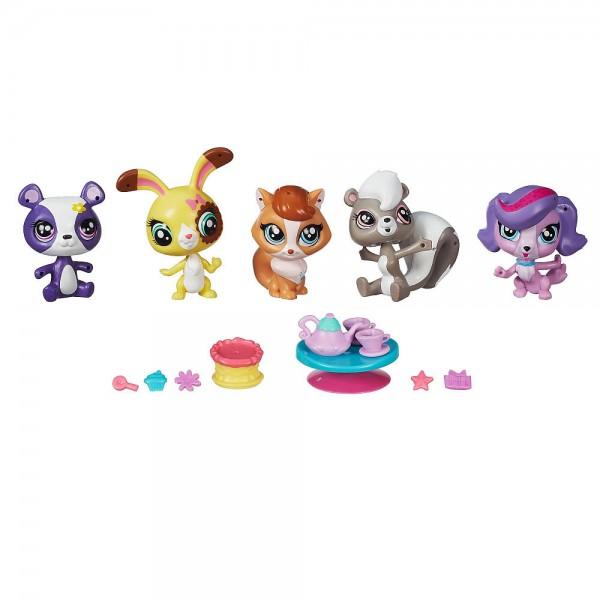 Игровой набор Littlest Pet Shop Мини-набор (Hasbro)