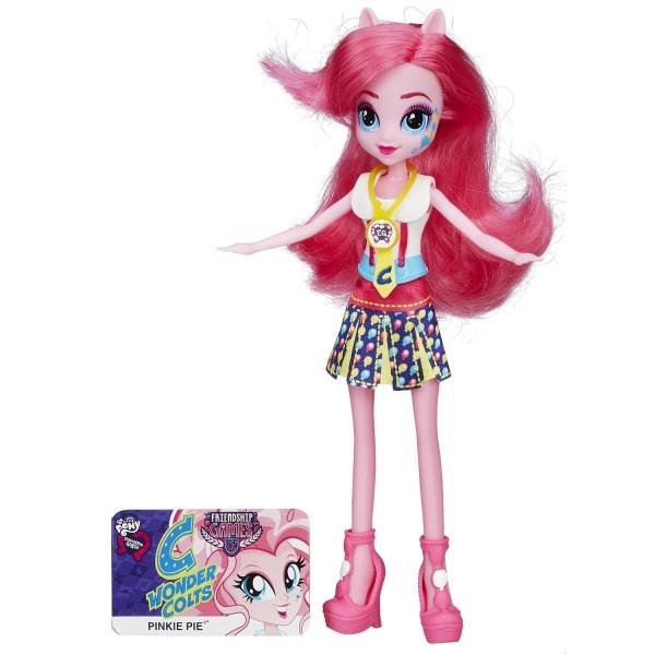 Купить Кукла My Little Pony Equestria Girls Пинки Пай (Hasbro) в интернет магазине игрушек и детских товаров