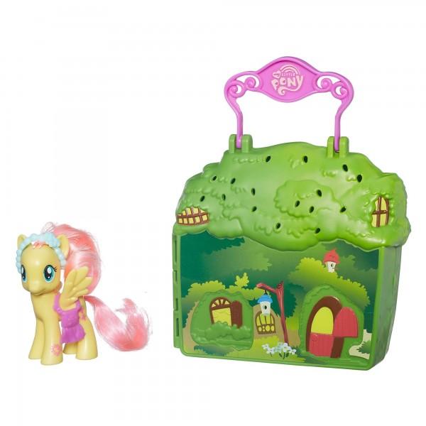 Игровой набор My Little Pony Пони Мейнхеттен - Эплджек (Hasbro)