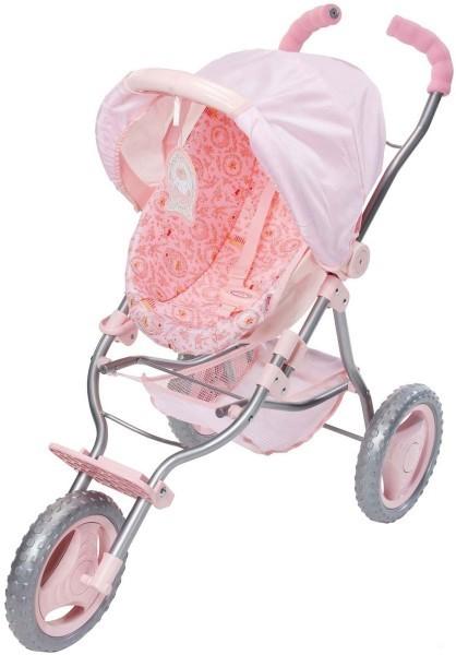 Купить Коляска-переноска Baby Annabell (Zapf Creation) в интернет магазине игрушек и детских товаров