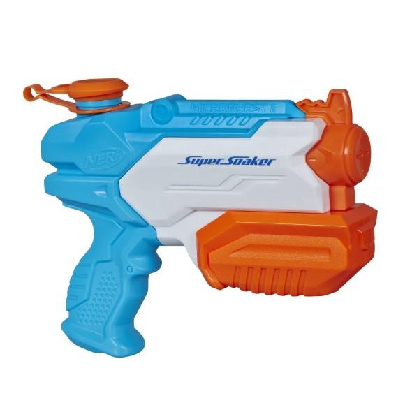 Бластер Nerf Супер Сокер Микроберст 2 (Hasbro)