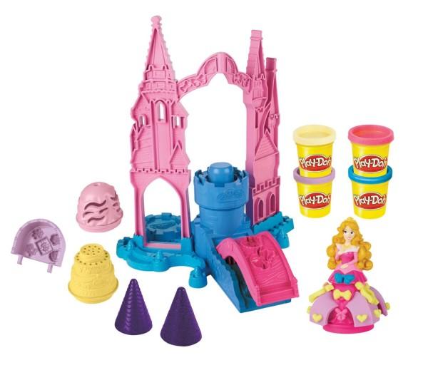 Игровой набор Play-Doh Чудесный замок Авроры (Hasbro)