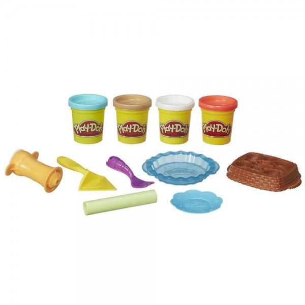 Игровой набор Play-Doh Ягодные тарталетки (Hasbro)
