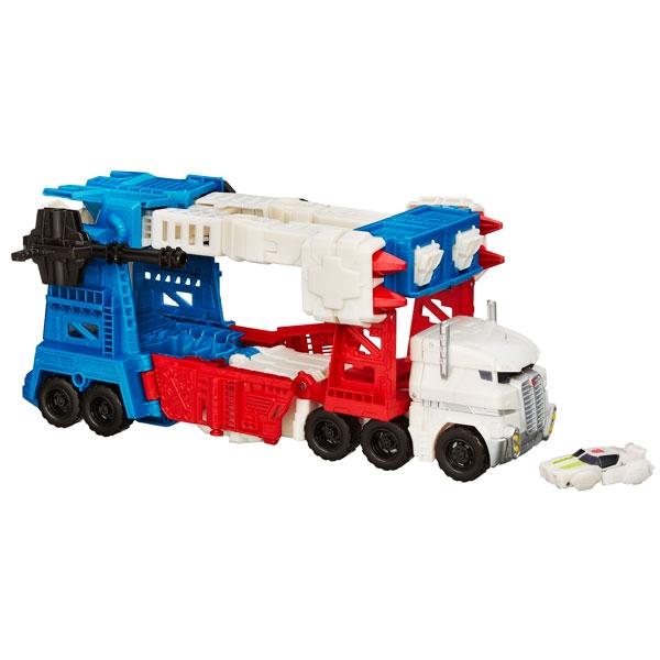 Игровой набор Transformers Комбайнер Ворс Лидер (Hasbro)