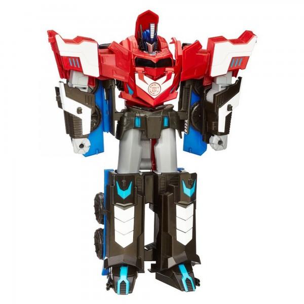 Купить Игровой набор Transformers Мега Оптимус Прайм (Hasbro) в интернет магазине игрушек и детских товаров