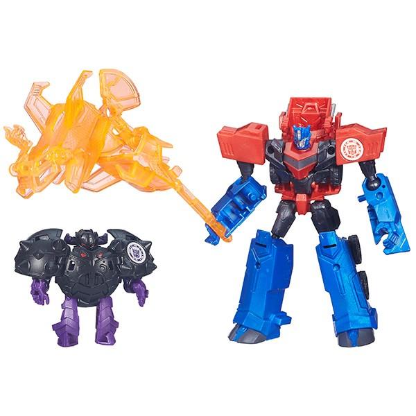 Игровой набор Transformers Миниконы Бэтл-Пэкс (Hasbro) - Роботы