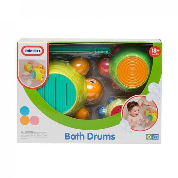 Игрушка для ванны Little Tikes Черепашки-барабаны