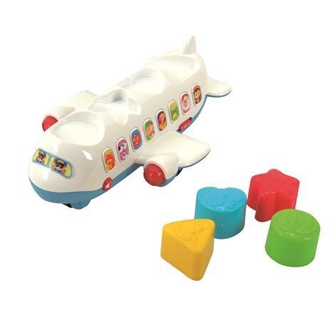 Развивающая игрушка PlayGo Самолет-сортер
