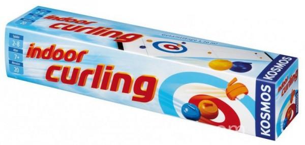 Купить Настольная игра Martinex Нано-Керлинг (в тубусе) в интернет магазине игрушек и детских товаров