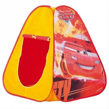 Купить Палатка John Тачки 4 в интернет магазине игрушек и детских товаров