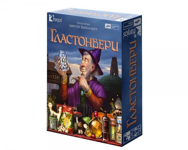 Купить Настольная игра Cosmodrome Games Гластонбери в интернет магазине игрушек и детских товаров