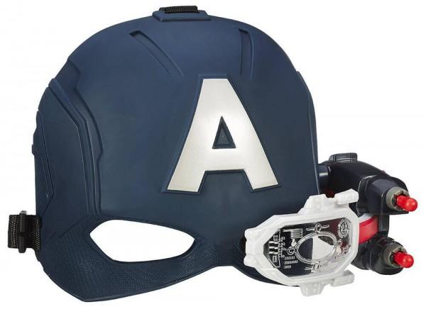 Игровой набор Hasbro Электронный шлем Первого Мстителя