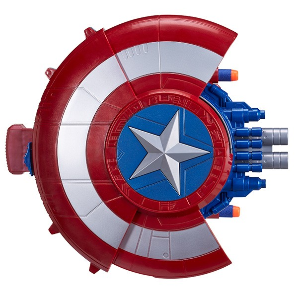 Игровой набор Hasbro Боевой щит Первого Мстителя