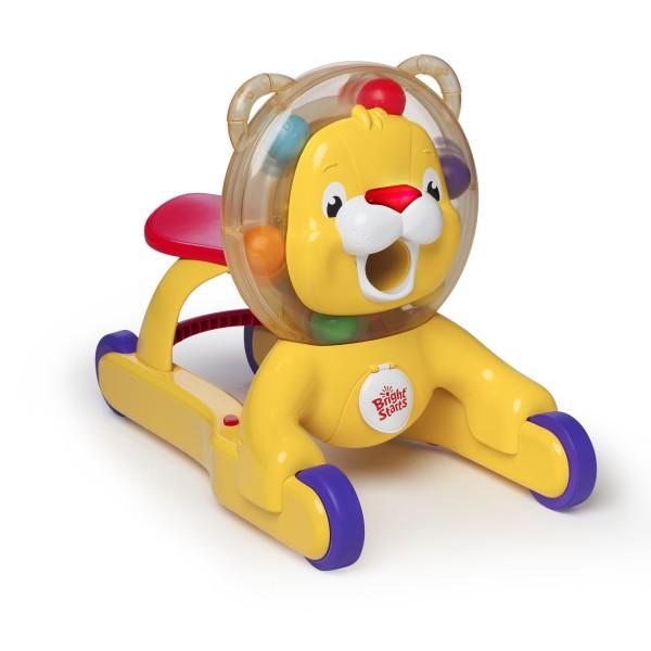 Ходунки-каталка Bright Starts 52093 Веселый лев