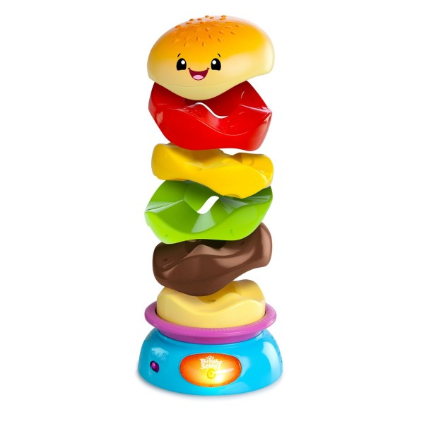Развивающая игрушка Bright Starts Веселый бутерброд