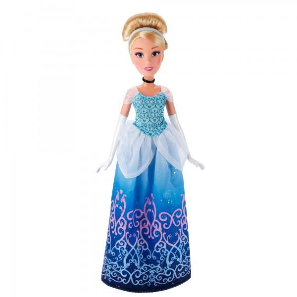 Купить Кукла Hasbro Disney Princess Принцесса Золушка в интернет магазине игрушек и детских товаров