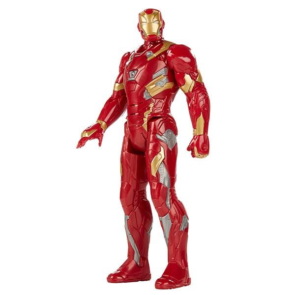 Купить Интерактивная фигурка Железного Человека (Hasbro) в интернет магазине игрушек и детских товаров