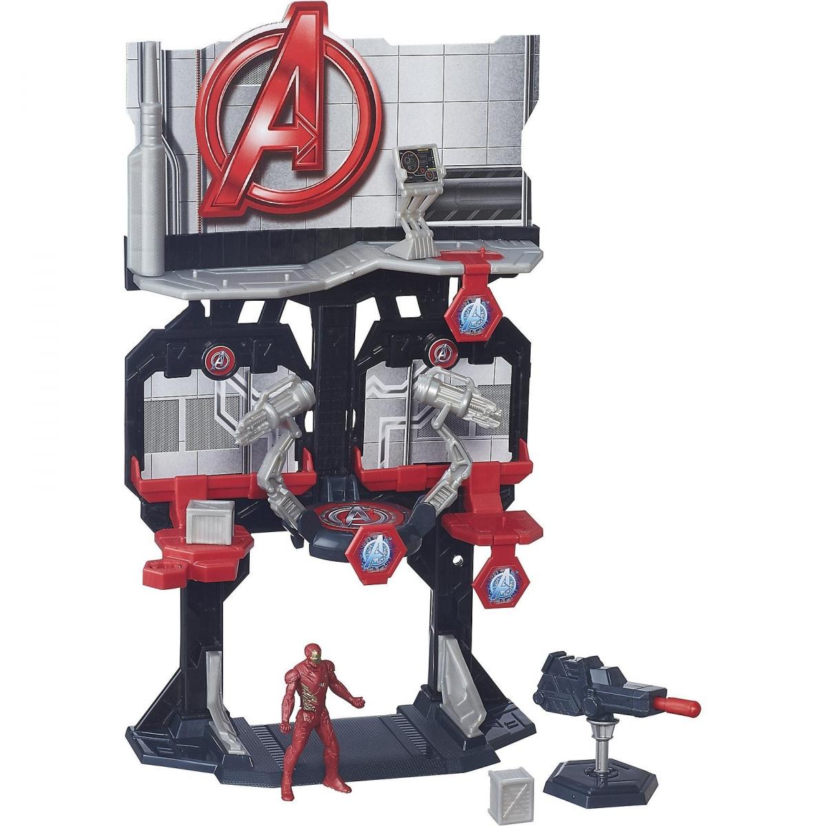 Игровой набор Hasbro Игровая башня Мстителей  Штаб-квартира Железного человека