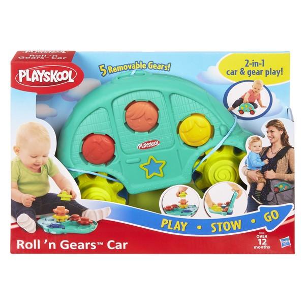 Машинка и шестеренки Playskool Возьми с собой (Hasbro)