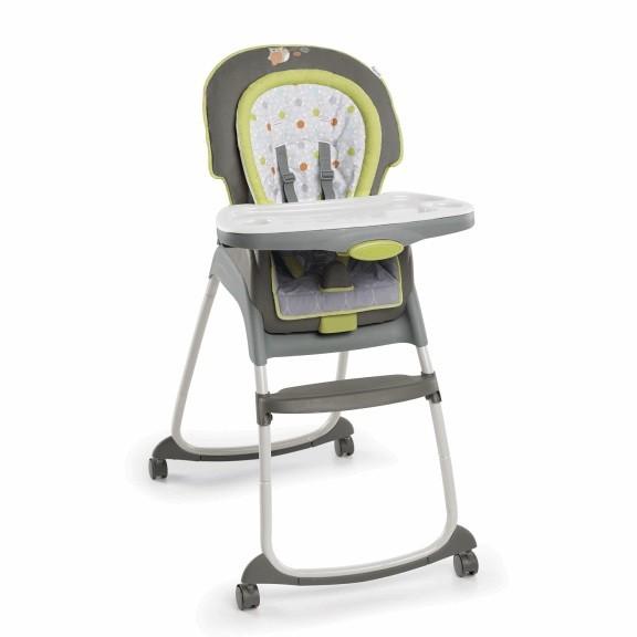 Купить Бустер для кормления Bright Starts 3 в 1 в интернет магазине игрушек и детских товаров