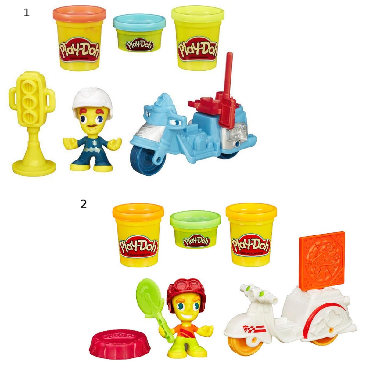 Игровой набор Play-Doh Город Транспортные средства (Hasbro)