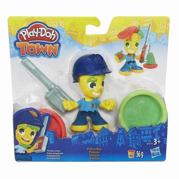 Игровой набор Play-Doh Город Фигурки (Hasbro)