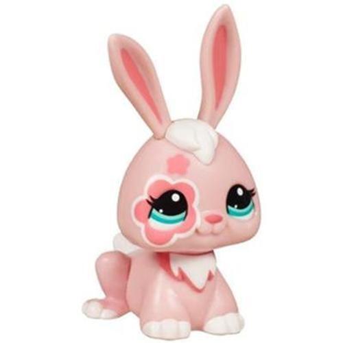 Купить Игровой набор Зверюшки ходячие Littlest Pet Shop - Зайка (Hasbro) в интернет магазине игрушек и детских товаров