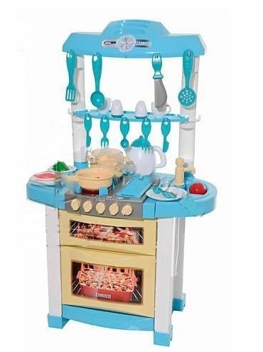Купить Электронная кухня Zanussi с аксессуарами (HTI) в интернет магазине игрушек и детских товаров