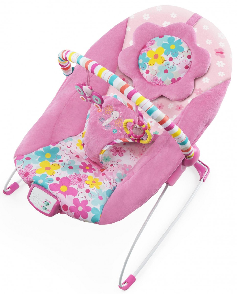 Кресло-качалка Bright Starts 60722 Цветочная поляна