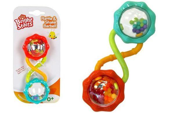 Развивающая игрушка Bright Starts Веселые шарики
