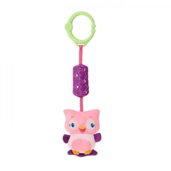 Развивающая игрушка Bright Starts Звонкий дружок - Сова